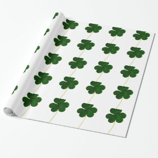 Clover Wrapping Paper