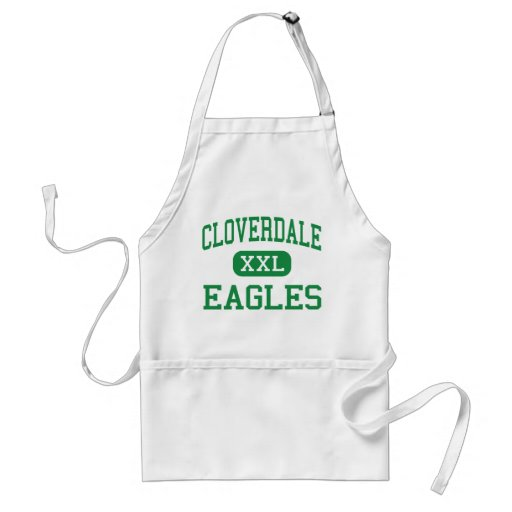 Cloverdale - Eagles - Junior - Florence Alabama Apron