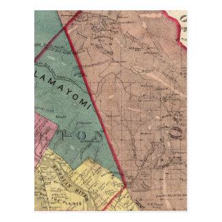 Cloverdale, Washington, Mendocino Postcard