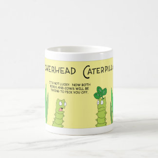 Cloverhead Caterpillar Coffee Mug