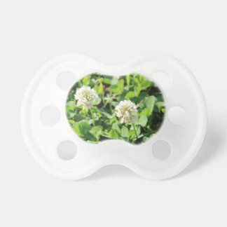 Clovers and Flowers Pacifiers