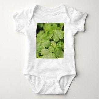Clovers Baby Bodysuit