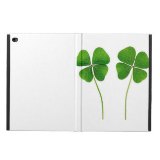 clovers ipad cover