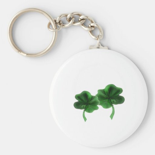 clovers key chain