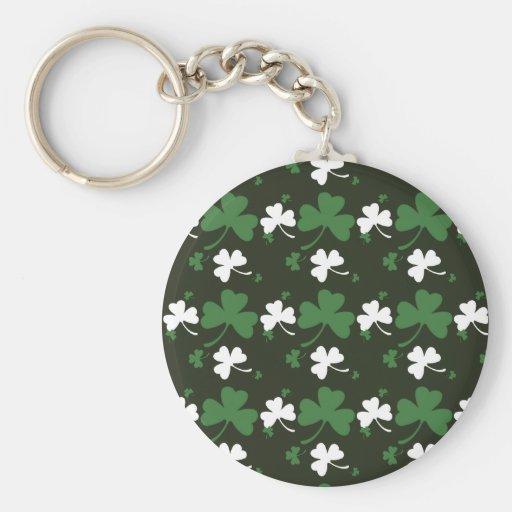 Clovers Keychain