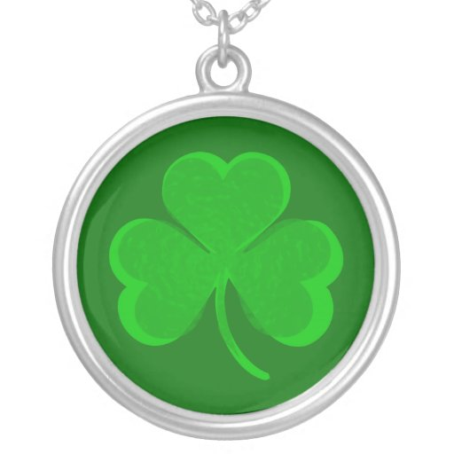 Clovers Necklace