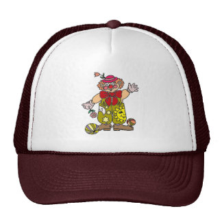 Clown 1 cap