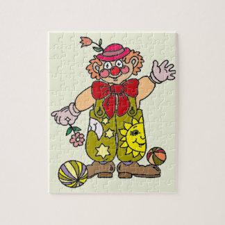 Clown 1 jigsaw puzzle