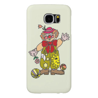 Clown 1 samsung galaxy s6 cases