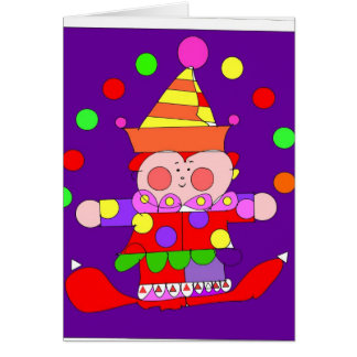 clown 300dpi illustrator copy card