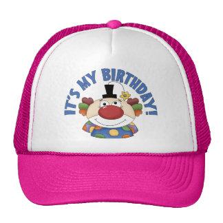 Clown Birthday Cap