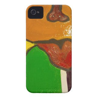 Clown Dog iPhone 4 Case-Mate Case