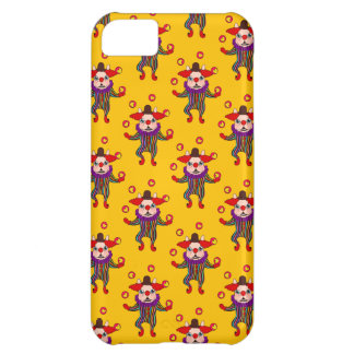 Clown Dog Frenchie entertains you with his love iPhone 5C Case