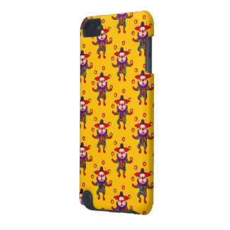Clown Dog Frenchie entertains you with his love iPod Touch (5th Generation) Cases