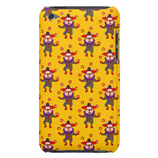 Clown Dog Frenchie entertains you with his love iPod Touch Case