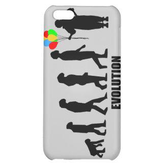 clown evolution iPhone 5C cases