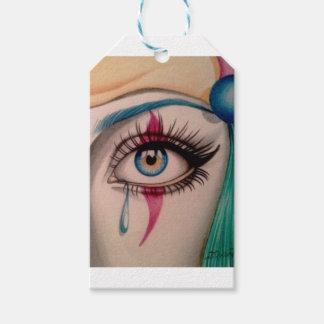 Clown Eye Gift Tags