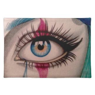 Clown Eye Placemat
