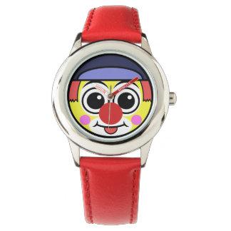 Clown Face Watch