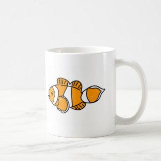 clown-fish coffee mug