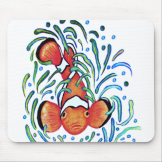 Clown Fish Mousepad