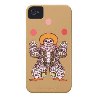 Clown Juggling Case-Mate iPhone 4 Cases