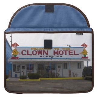 Clown Motel Sleeve For MacBooks