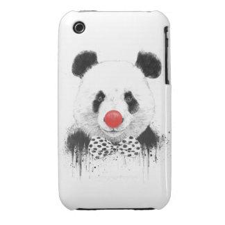 Clown panda iPhone 3 case