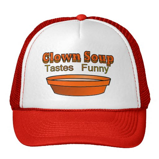 Clown Soup Mesh Hat