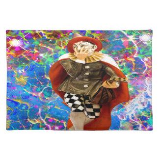 Clown Troubadour Placemat