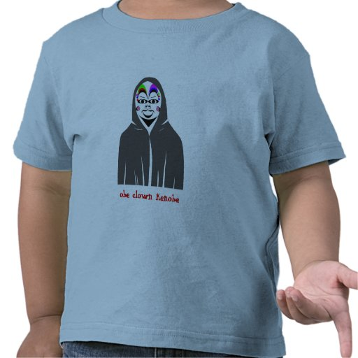 Clown Wars Tshirt