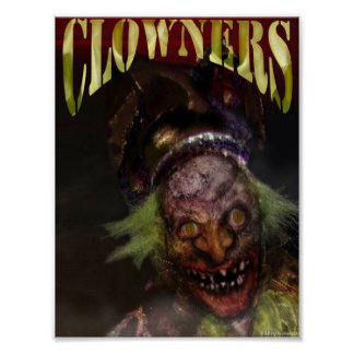 Clowner's Poster