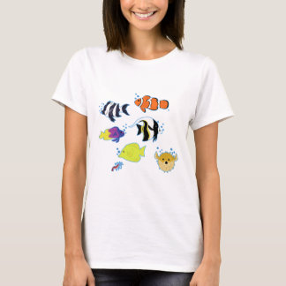 Clownfish and Friends T-Shirt