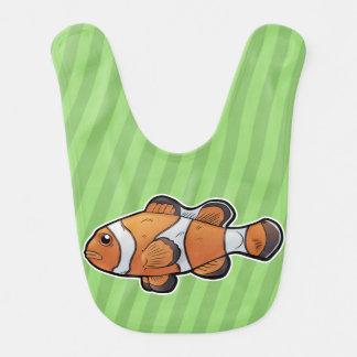 Clownfish Bibs