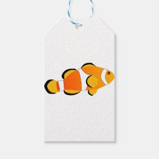Clownfish Gift Tags