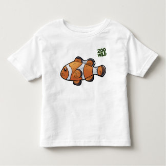 Clownfish Toddler T-Shirt