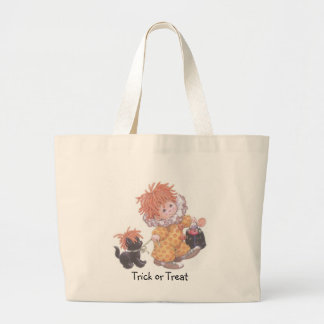 Clowning Around For Candy!- Collector Jumbo Tote Jumbo Tote Bag