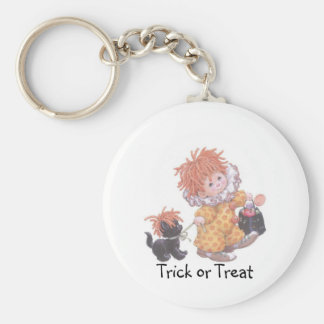 Clowning Around For Candy!- Collector Keychain