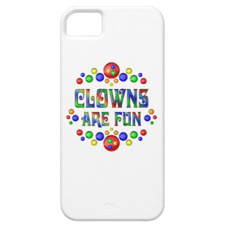 Clowns are Fun Barely There iPhone 5 Case