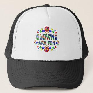 Clowns are Fun Trucker Hat