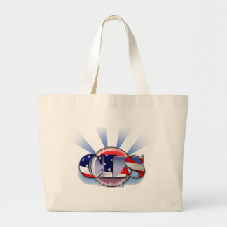 CLS in the USA CLINICAL LABORATORY SCIENTIST Jumbo Tote Bag