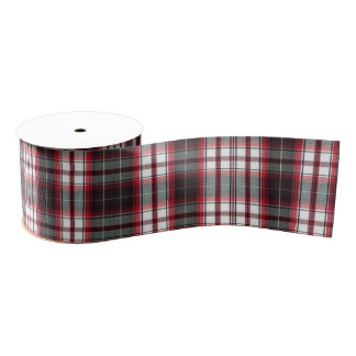 CLS Positively Plaid Ribbon Collection Grosgrain Ribbon