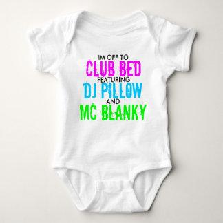 Club Bed T-shirts