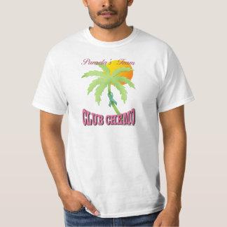 Club Chemo - Teal T-Shirt