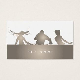 Club DJ Business Card