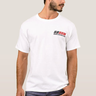 Club DSM San Diego Chapter Shirt