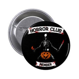 Club Member 6 Cm Round Badge