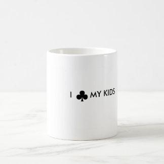 CLUB MY KIDS COFFEE MUG