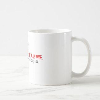 Club shop basic white mug