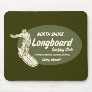 Club Surfing Logo Mousepad
